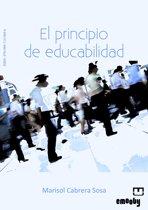 El Principio de Educabilidad