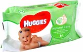 Huggies Natural Care - 56 stuks - Billendoekjes
