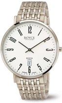 Boccia Titanium 3605-02 Horloge - Titanium - Zilverkleurig - 42 mm