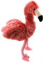 Roze Flamingo Knuffel 28 cm
