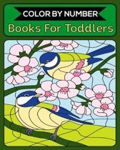 Color By Number Books For Toddlers: 50 Unique Color By Number Design for drawing and coloring Stress Relieving Designs for Adults Relaxation Creative