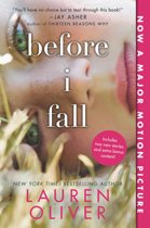 Omslag van 'Before I Fall'