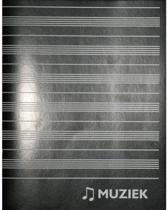 Muziekschriften 210x165,5mm 80gr 36blz pakket 10 schriften