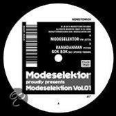 Modeselektion, Vol. 01