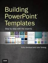 Omslag van 'Building PowerPoint Templates Step by Step with the Experts'