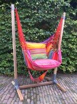 Hangstoel set Nikolina XL incl. 2 kussens