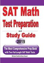 SAT Math Test Preparation and study guide