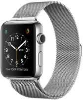 Apple Watch Milanees Horloge Band 42 MM - iWatch Watchband - Armband Roestvrij Staal