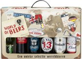 World Of Beer Cadeauverpakking - 6 bieren