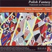 Paderewski, Penderecki: Polish Fantasy