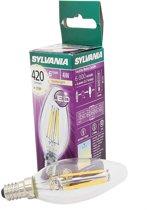 Sylvania ToLEDo RT Candle Clear 4-37W E14