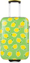 BHPPY Handbagagekoffer 55 cm Easy Peasy Lemon Squeezy