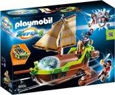 PLAYMOBIL Galjoen Kameleon met Ruby  - 9000