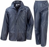 Navy All Weather regenpak voor volwassenen Xl (44/54) - regenkleding