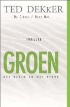 Boek cover GROEN van Ted Dekker