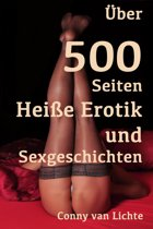 Über 500 Seiten Heiße Erotik und Sexgeschichten