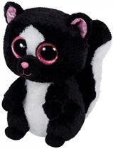Ty Beanie knuffel stinkdier 15 cm