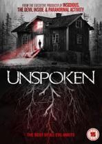 Unspoken (dvd)