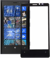 Let op type!! Front Screen Outer Glass Lens for Nokia Lumia 920(Black)
