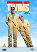 DVD cover van Twins (Import)