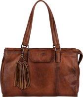 BURKELY Noble Nova Handbag S - Handtas - Bruin