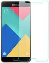 Colorfone 1x Premium Display Screenprotector Tempered Glass 9H (0.3MM) / Gehard Glas / Shock Absorbing / voor Samsung A3 2017 (4.7'')