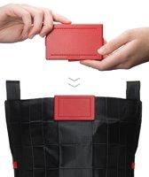 Everless SmartBag Opvouwbare Shopper - Lava rood - 12 liter