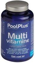 Pool Plus Multivitaminen - 120 Tabletten - Multivitamine