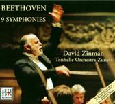 Beethoven: 9 Symphonies / David Zinman, Tonhalle Orchestra Zurich