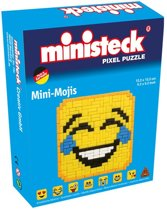 Ministeck Mini-moji Smile Tears Emoticon