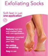 Exfoliërende sokken - Foot Peel Mask - Peeling Sokken - Pedicure Sok - Eeltsokken | Verwijderd eelt en heelkloven!