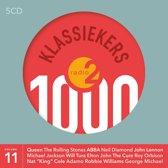 CD cover van 1000 Klassiekers Vol. 11 van Radio 2 (België)