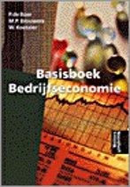 Oude editie van Basisboek bedrijfseconomie/ druk 1