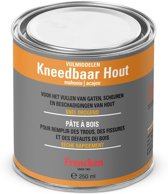 Frencken kneedbaar Hout Mahonie - 250ml