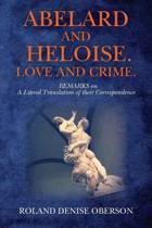 Abelard and Heloise. Love and Crime.