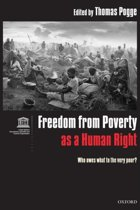 Freedom from Poverty as a Human Right