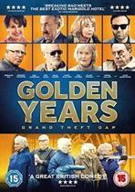 Golden Years: Grand Theft Oap (dvd)