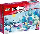 LEGO Juniors Disney Frozen Anna & Elsa's Bevroren Speeltuin - 10736