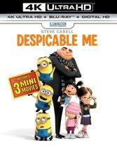 Verschrikkelijke Ikke (Despicable Me) (4K Ultra HD Blu-ray)