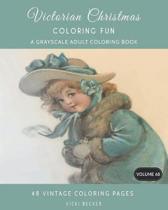 Victorian Christmas Coloring Fun