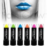 PaintGlow Multipack UV Glitter Lipstick 6in1