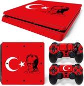 Turkije - PS4 Slim skin