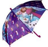 Kinder paraplu - Paraplu - Disney Frozen kinder paraplu paars