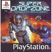 Super Dropzone PS1