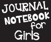 Journal Notebook for Girls