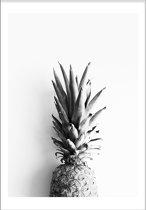 Pineapplecrown (29,7x42cm) - Tropisch - Poster - Print - Wallified