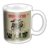 The Beatles - US Album '65 - Bedrukte Mok Beker