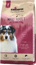 Chicopee CNL Maxi Adult Poultry & Millet Inhoud - 15 kg