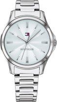 Tommy Hilfiger TH1781949 Horloge - Staal - Zilverkleurig - Ø 34 mm