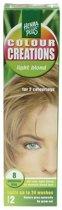 Hennaplus Colour Creations 8 Light Blond - Haarverf
